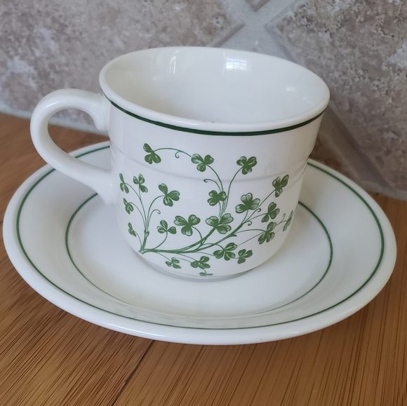 Arklow Limerick Other - Arklow Limerick tea coffee cup saucer 8147